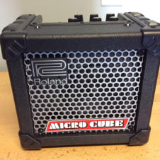 Roland Micro Cube Unknown Black