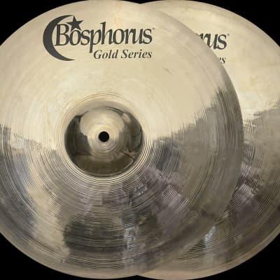 "Bosphorus Gold 14"" Hi-Hat"