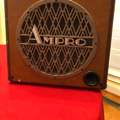 AMPRO Unknown 1950's Tan brown