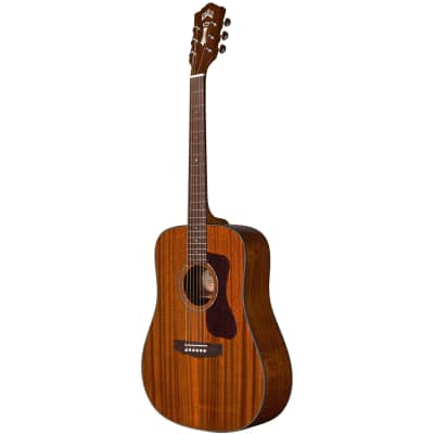 Guild Westerly D-120 Acoustic-Electric Guitar - Natural for sale