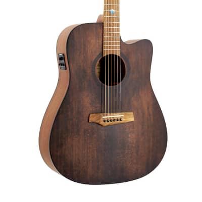 RANDON RGI-10VT-CE - Westerngitarre mit Tonabnehmer for sale