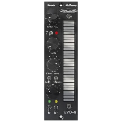 Lindell Audio EVO-6 Discrete Microphone Preamplifier
