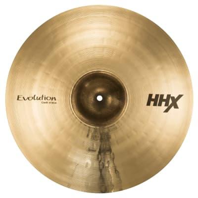"SABIAN 19"" HHX Evolution Crash Brilliant Finish Cymbal 11906XEB"