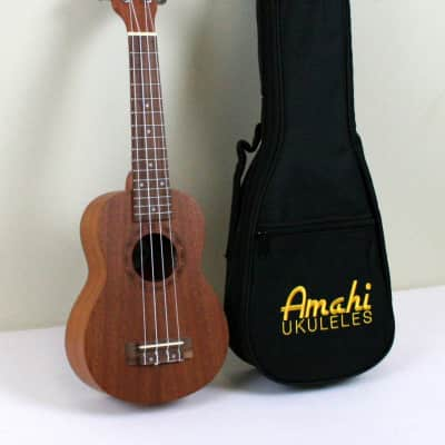 Amahi UK210S Soprano Ukulele for sale