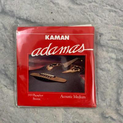 Kaman Adamas 1919 Acoustic Medium Strings 13-56