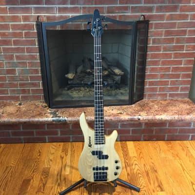 Karera Full Scale 2000 Natural Jazz Bass Guitar for sale