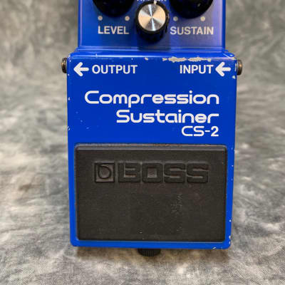 Boss CS-2 Compression Sustainer Japan