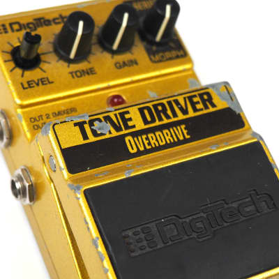 Digitech Tone Driver Overdrive for sale