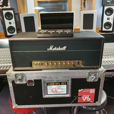 Marshall YJM Yngwie Malmsteen Signature Plexi Amp Artist Owned Lana Del Rey Tour Flight Case