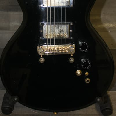 Epiphone Scroll SC-550 1977 Black for sale