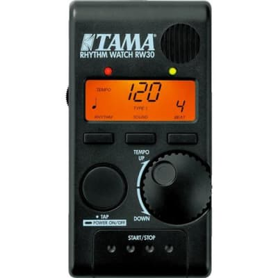 Tama RW30 Rhythm Watch Mini Compact Metronome for Drummer for sale