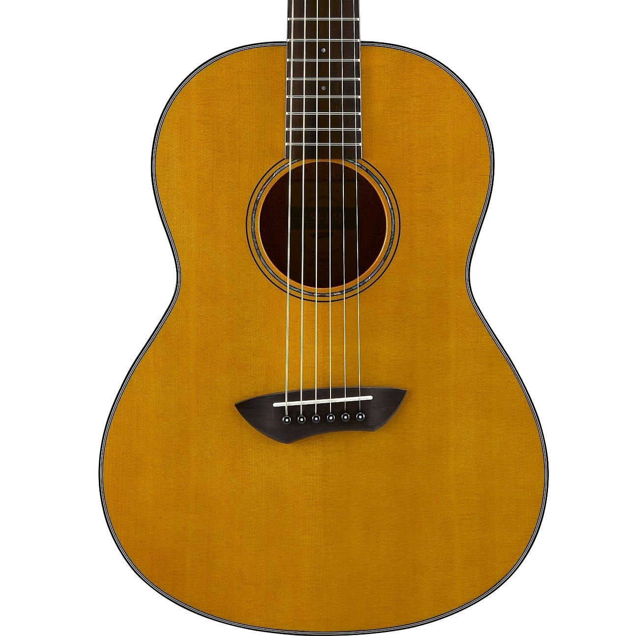 Yamaha CSF1M Compact Folk Acoustic-Electric Guitar with Gigbag