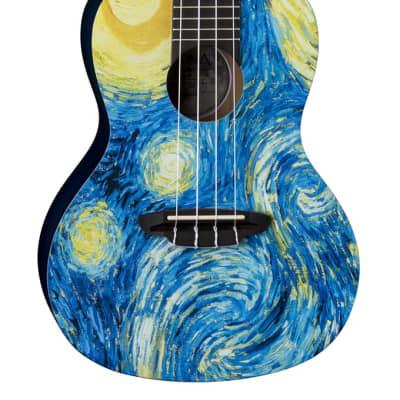 Luna Starry Night Concert Ukulele