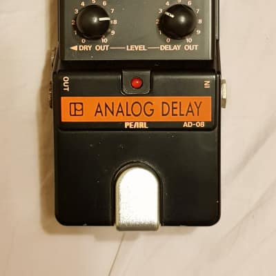 Pearl AD-08 Analog Delay Made In Japan for sale