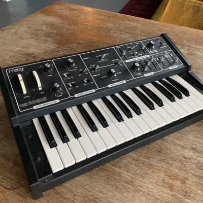 Moog Rogue   Sound Programming