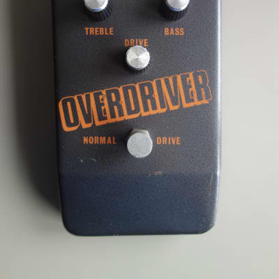 Colorsound Overdriver 1975 for sale