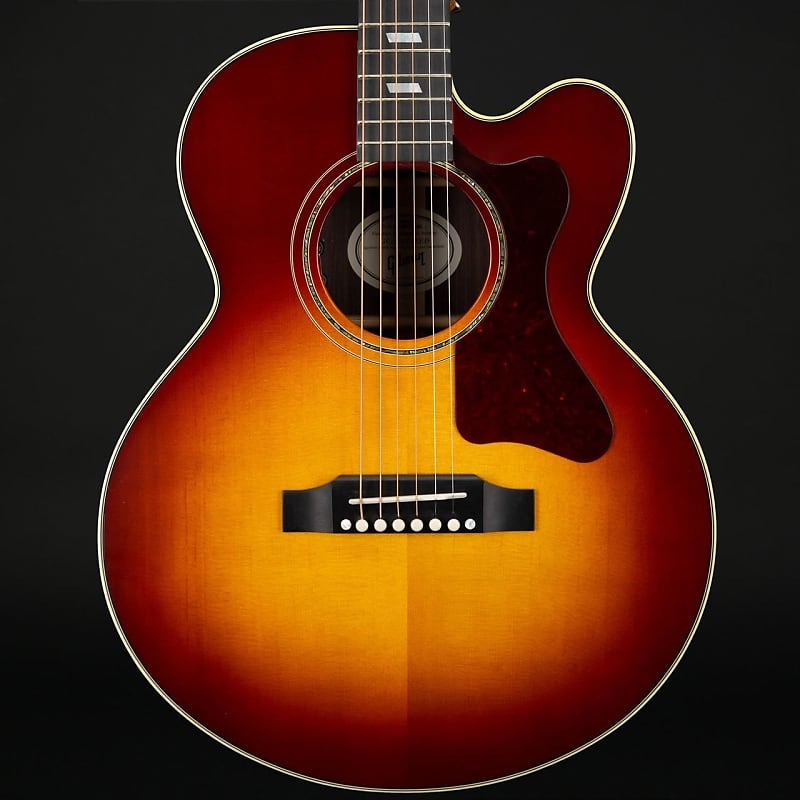 5a76fbfe6d4 Gibson Montana 2019 Parlor Rosewood AG in Rosewood Burst | Reverb