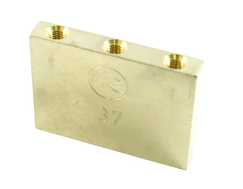 Floyd Rose Original Fat Brass Tremolo Block 37mm Free 2 Day Shipping