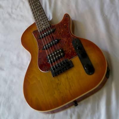 St Blues S&T Custom 2005 Orange/Natural for sale