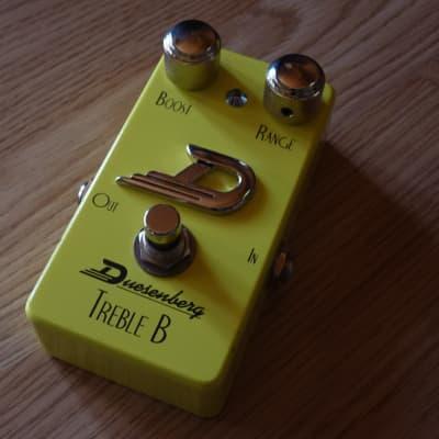 Duesenberg DPE-TB Treble B  - Treble Booster - France for sale
