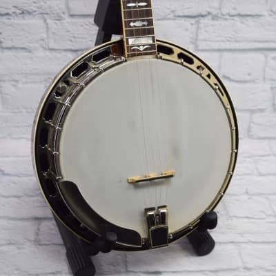 Gold Star GF-100JD Bluegrass Album Banjo- Great! for sale