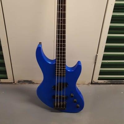Guild Pilot Bass Blue