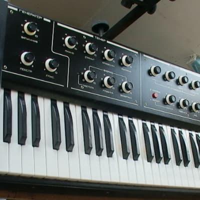 formanta faemi 1m (my home test!)  polyphonic analog synth, polivoks bro