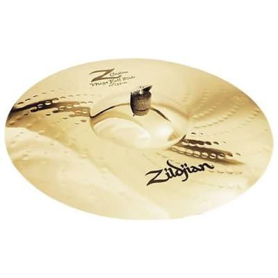 """Zildjian 21"""" Z Custom Mega Bell Ride Cymbal 2001 - 2009"""