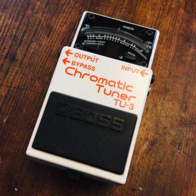 Boss TU-3 Chromatic Tuner for sale
