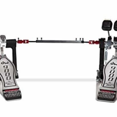 DW 9000 Double Bass Drum Pedal