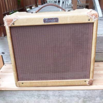 Fender Princeton Tweed 1957 1957 tweed for sale
