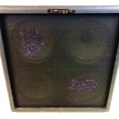 John Squires Kendrick 4 x 12 cab - The Seahorses painted art for sale