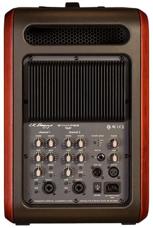 Lr Baggs Synapse Personal Pa System Strait Music Reverb