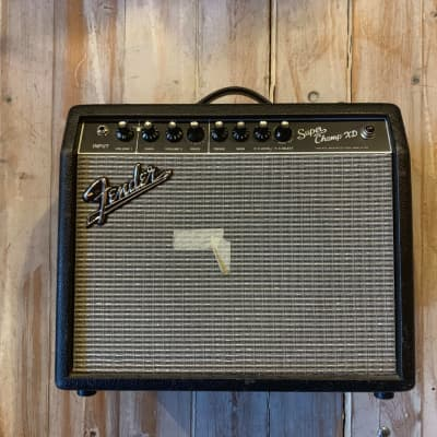 Fender Fender SUPER CHAMP XD 2012 - 2018 BLACK for sale