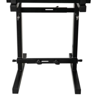 Rockville Portable Adjustable Stand For Numark MixTrack Pro II 2 DJ Controller