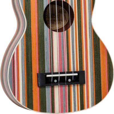 Adam Black Rainbow Soprano Ukulele for sale