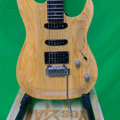 2001 Brawley A222 Threat Ash/Natural with original hard shell case. FREE shipping! for sale