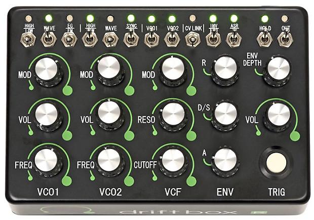 reon driftbox r limited cv gate trigger controlled analog