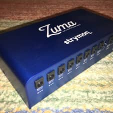 Strymon Zuma 9-Output Power Supply (open box, mint) 2017 Blue