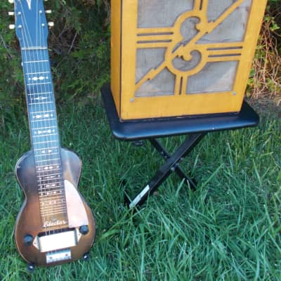 Epiphone Electar Lap Steel and Amplifier Combo 1949 Original Finish for sale