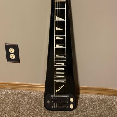 Airline Lap Steel Electric, 1960s Black 1960s Black for sale