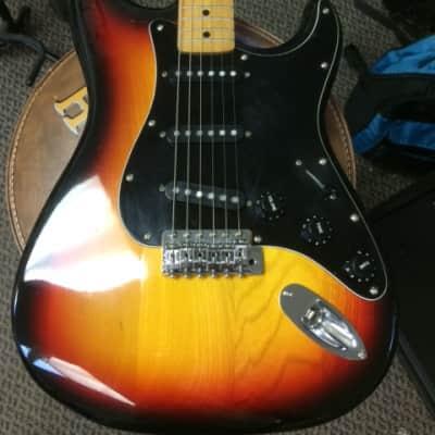 Tokai Silver Star stratocaster 1976 sunburst for sale