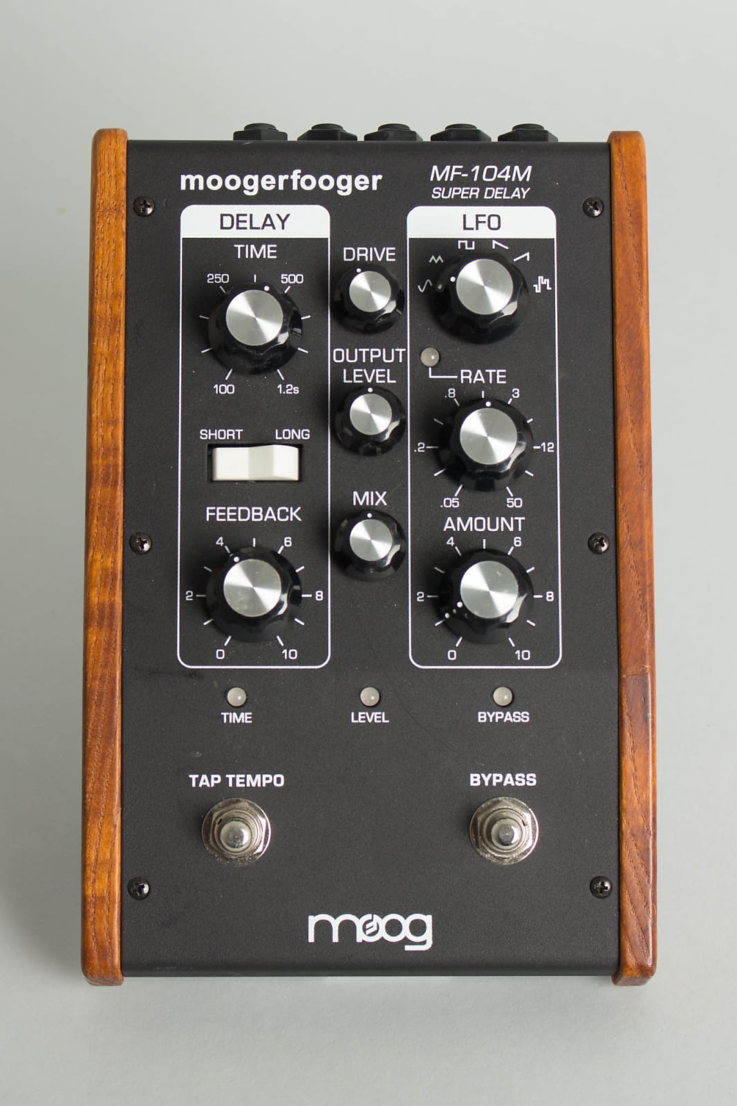 Moog Moogerfooger  MF-104M SD Super Delay,  Previously Owned by Steely Dan's Walter Becker Analog Delay Effect, ser. #0480.