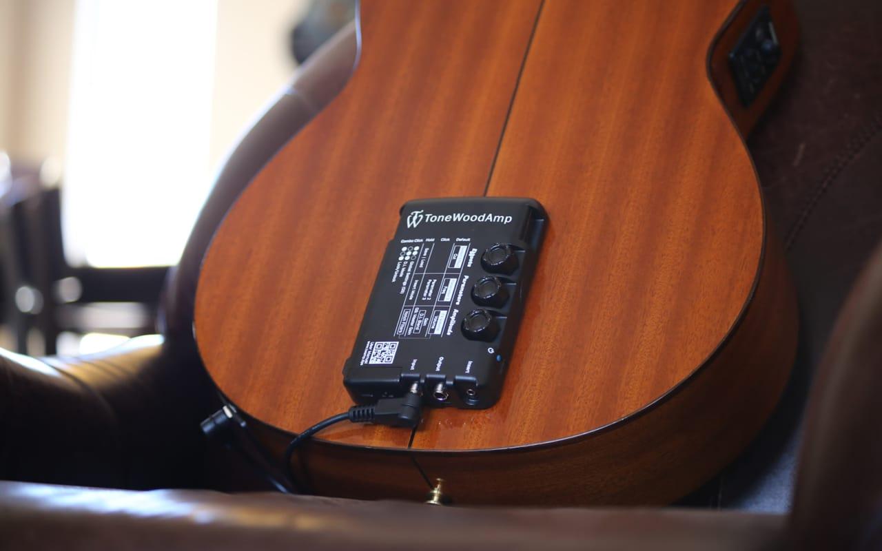 new tonewoodamp for acoustic guitar tonewoodamp reverb. Black Bedroom Furniture Sets. Home Design Ideas