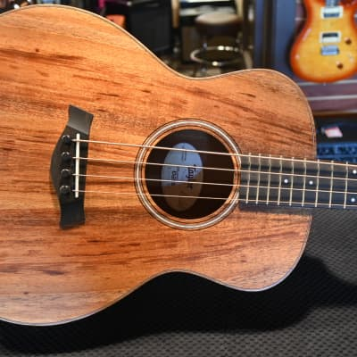 Taylor GS Mini-e Koa Bass #1266