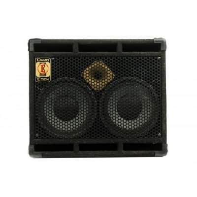 """Eden Amplification D210XLT 2x10"""" 350-Watt  8 Ohm Bass Cabinet"""