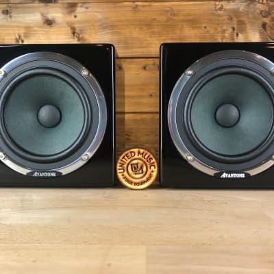 Avantone Pro MixCubes Passive (Pair) Black