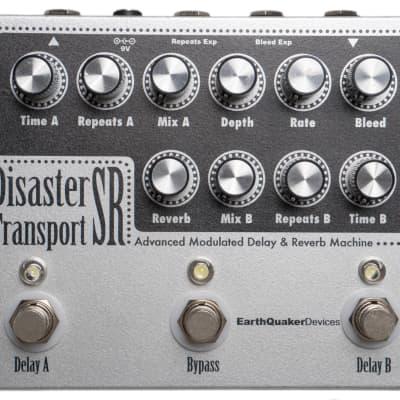 EarthQuaker Devices Disaster Transport SR