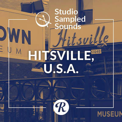 Studio Sampled Sounds: Hitsville, USA in Detroit, MI by Ian Ballard