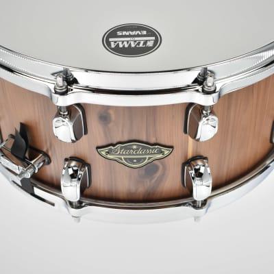 "Tama Starclassic Walnut Birch 14""X6,5"" WBSS65C-SNC Limited Edition 2021 Eastern Red Cedar"